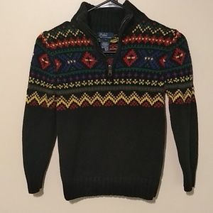 Polo Ralph Lauren Sweater size 7 great condition